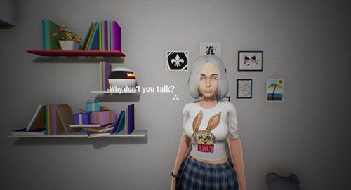 女朋友模拟器游戏